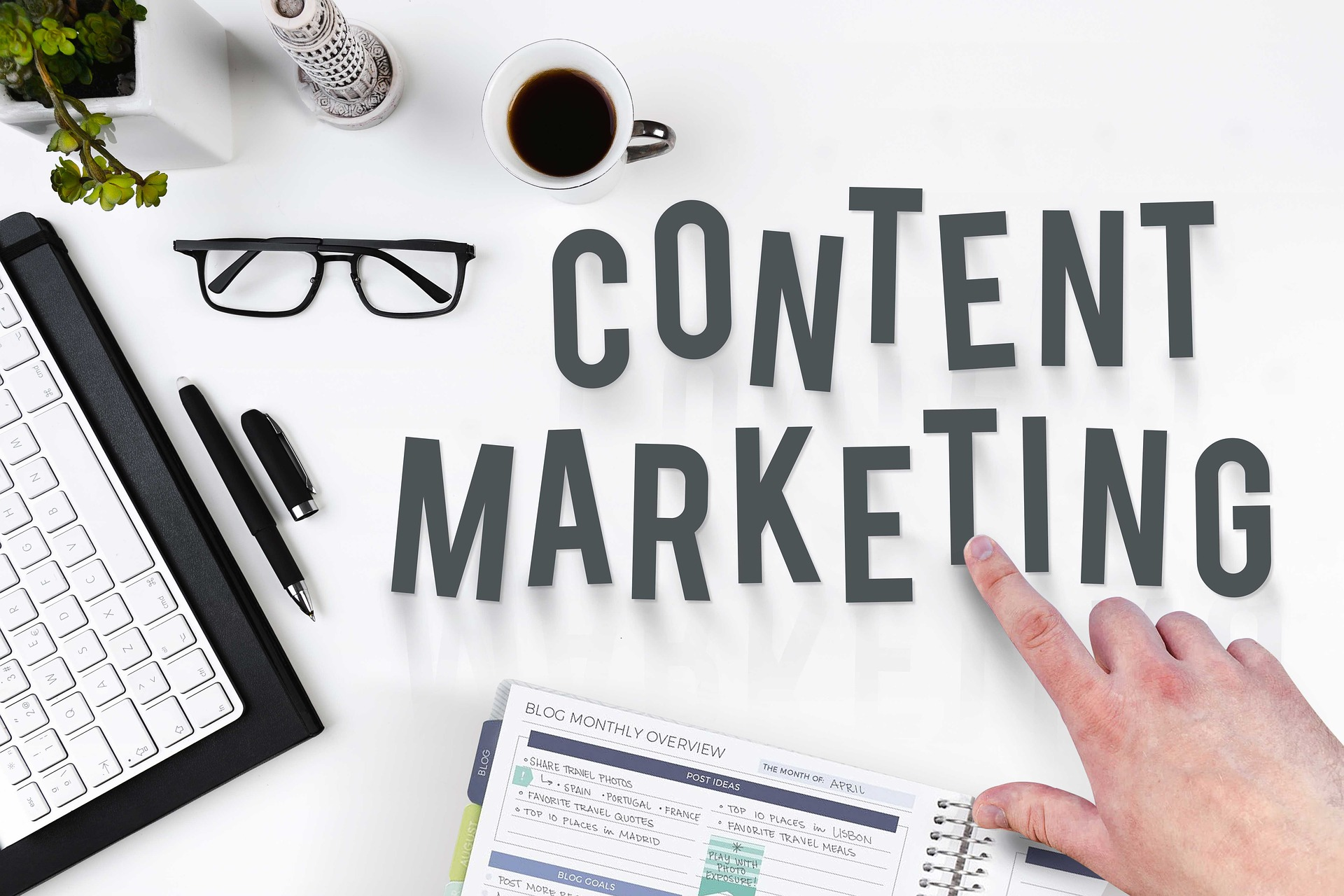 Improve your Content Marketing ROI with these tips.
